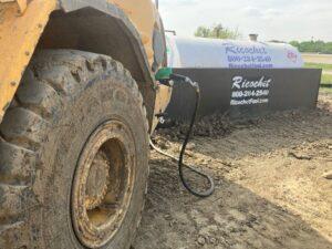 bulk fuel delivered